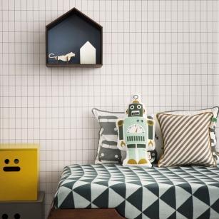 kwp-Baumarkt-Grid-Tapete-ferm-Living