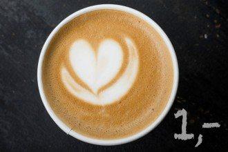 Caffee-To-Go fuer 1 Euro bei Kwp Baumarkt