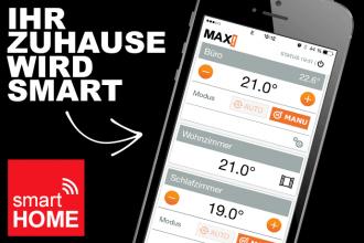 Smart Home Home-Automation von Tox und Schwager bei kwp Baumarkt