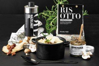 Risotto-Box Pesto Salz Marmeladen von Nicolas Vahe bei Kwp Baumarkt
