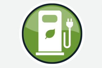 Elektrotankstelle kostenlose Stromtankstelle E-Tanken kostenlos bei kwp Baumarkt