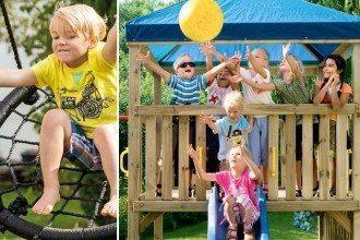Winnetoo Kinderspielplatz Kinderspielgeräte Spieltürme und Schaukeln bei kwp Baumarkt