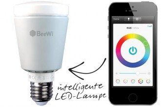 Beewi LED Lampe Smart Colour bei kwp Baumarkt