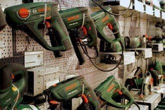 Bosch Elektrowerkzeuge grosse Auswahl bei kwp Baumarkt