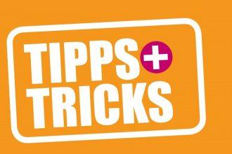 tipps und tricks orange