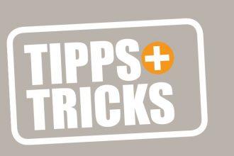 Tipps und Tricks Holz