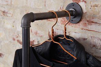 Rackbuddy Kleiderständer im Industrie Design
