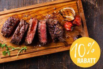 10% Rabatt auf alle Grills kwp Baumarkt