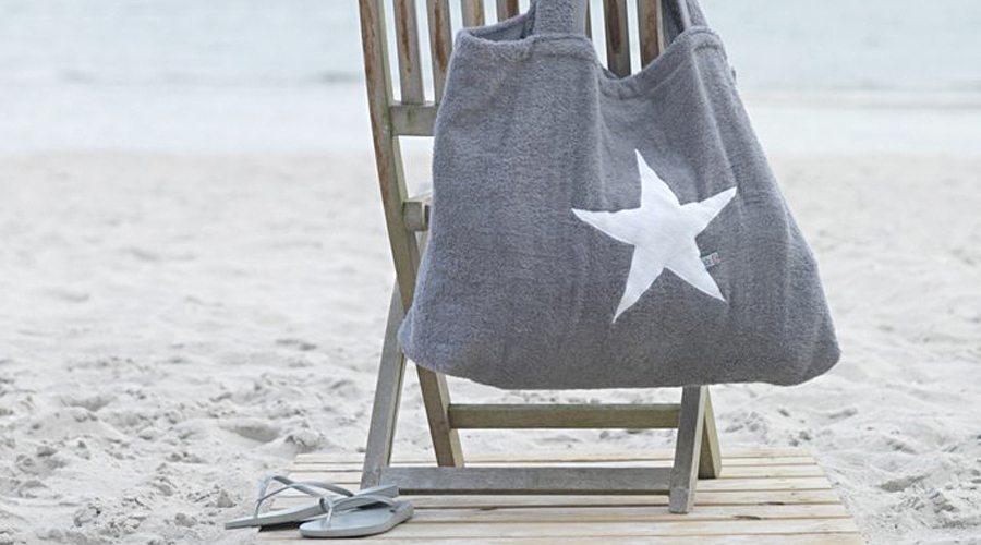 BYRH Frottee Strandtasche
