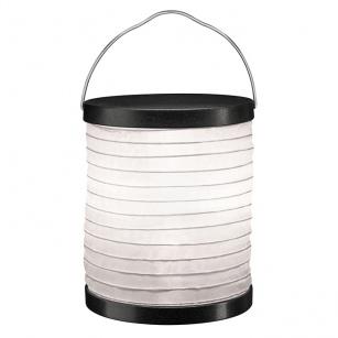 Mobiler Lampion Akkubetrieb