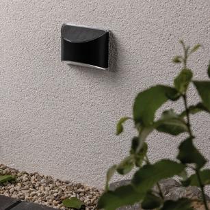 Hauswandleuchte solar