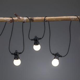 Plug&Shine: Lichterkette Outdoor