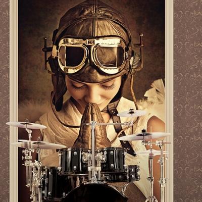 Fototapete kwp-Baumarkt-Steampunk-Angel_Room