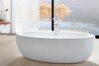 Aqua Su freistehende Badewanne kwp Baumarkt Hamburg Sasel