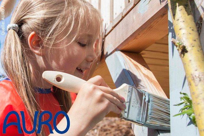 Auro Bio Naturfarben Lasuren Lacke Öle bei kwp Baumarkt