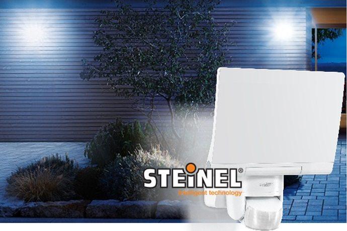 Wohnzimmer und Kamin gartenhaus aus stein streichen : Sensor LED Strahler - kwp Baumarkt