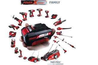 Einhell Power XChange Family Akku Geräte