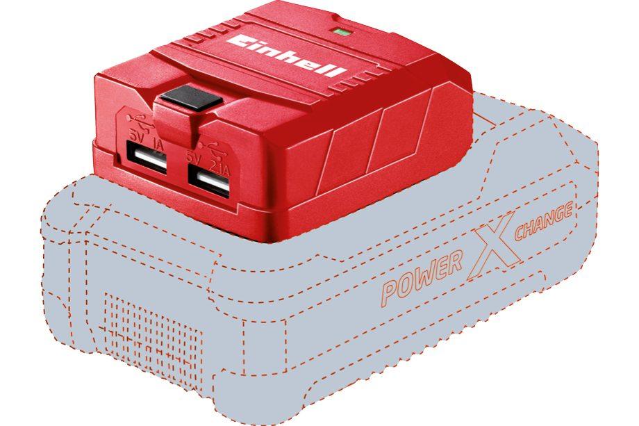 USB Akku Adapter PowerXChange Family von Einhell