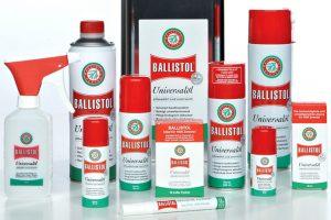 Ballistol Universalöl seit über 100 Jahren wirkt es
