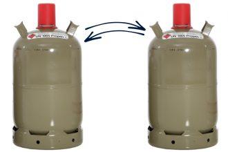 Service kwp Baumarkt Gasflaschen Austausch