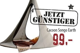 Cacoon Hängezelt Songo in Earth
