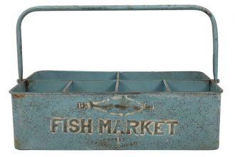 Fischmarkt Metallbox