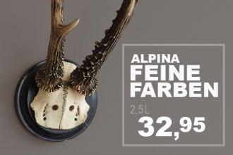 Alpina Feine Farben im Angebot