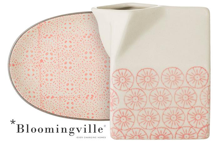 Bloomingville Geschirr