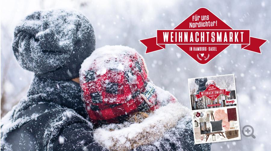 Für uns Nordlichter Weihnachtsmarkt in Hamburg Sasel