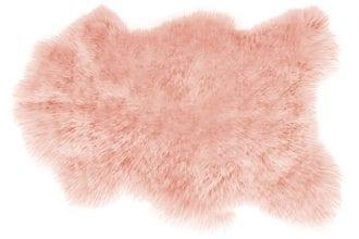 rosa Kunstfell