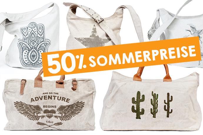 by Room Taschen jetzt zu 50% Sommerpreise