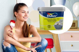 Dulux fresh-up Küchenfronten Möbel Türen