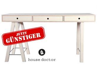House Doctor Schreibtisch Mix Birkenfurnier