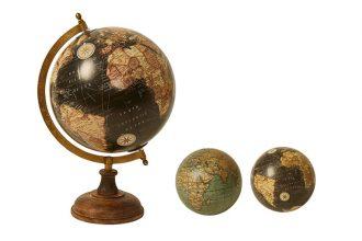 Globen in groß und klein